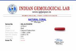 Natural Coral