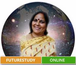 Dr Kalpana Sinha - Famous astrolgerer on phone for consultancy