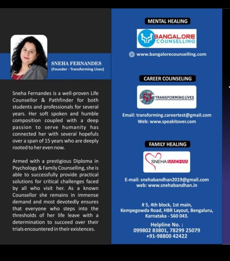 Sneha Fernandes